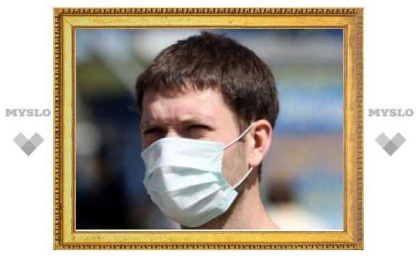 В Туле началась эпидемия гриппа и ОРВИ