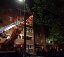 В результате пожара в доме на улице Кауля погибла женщина