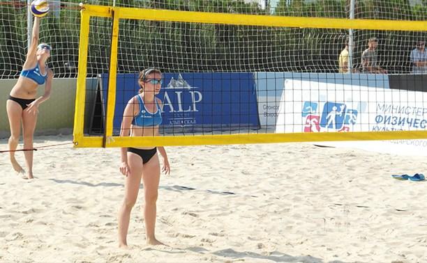 Тульские волейболисты определили чемпионов пляжного сезона