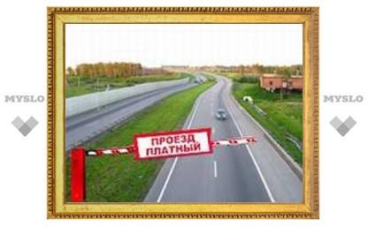 Проезд по Каширскому шоссе станет платным