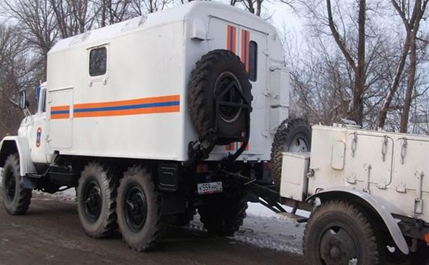 На федеральных трассах в Тульской области дежурит МЧС