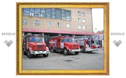 В Щекине откроется новая пожарная часть