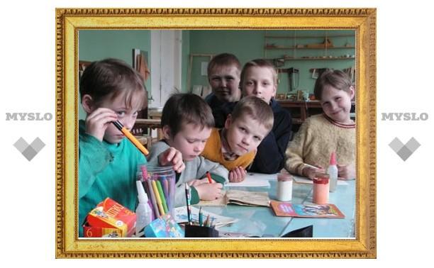 В области насчитали больше шести тысяч детей-сирот