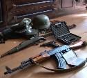 В Тульской области сотрудники ФСБ накрыли подпольный оружейный цех