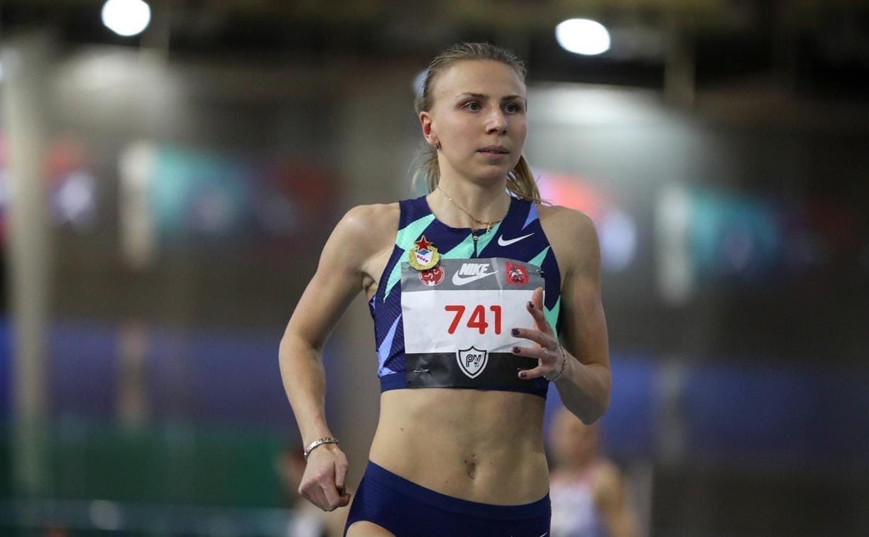 Тулячка Екатерина Реньжина стала чемпионкой России по легкой атлетике