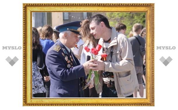 Туляки помнят День Победы