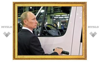 Задача Путина по удвоению ВВП оказалась выполнена на 60 процентов