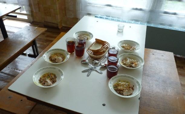 В Алексине Роспотребнадзор закрыл столовую в санатории