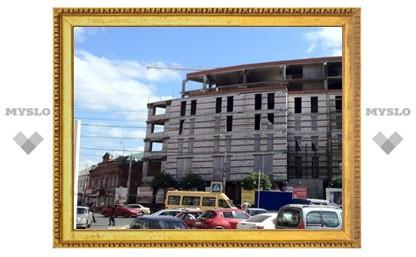 В Туле все-таки построят новую гостиницу