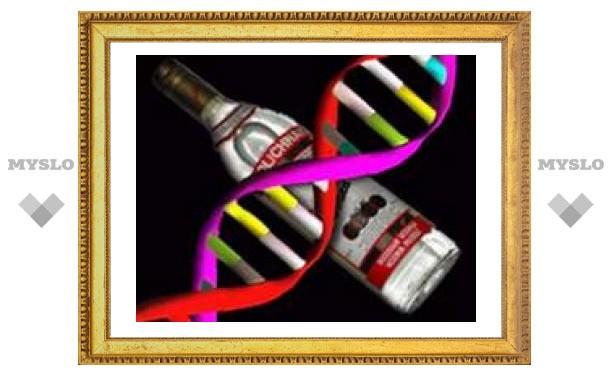 Алкоголизм будут лечить генной терапией