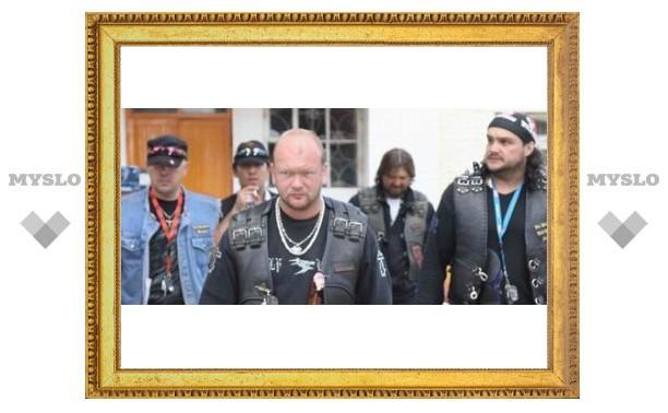 Что путинские байкеры делали в Туле?