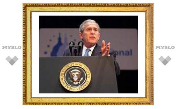 Джордж Буш велел Пентагону контратаковать хакеров
