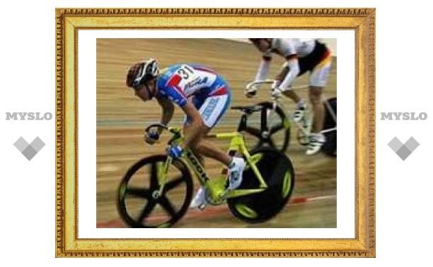 Тульские велогонщики оставили без медалей всю Россию