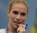 У Ксении Афанасьевой в копилке - четыре медали!