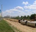 Новая дорога в Пролетарском районе Тулы будет готова ко Дню города