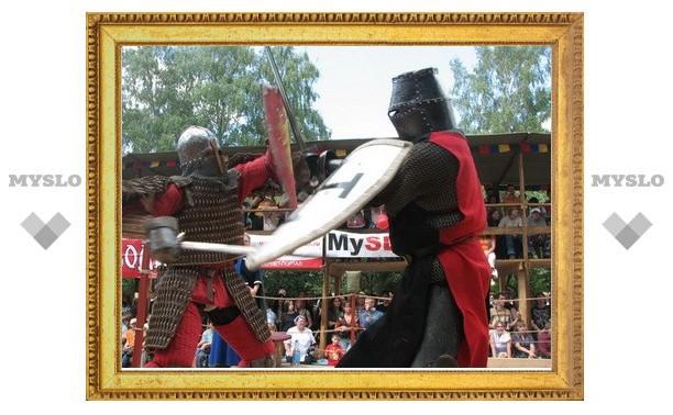 Туляков приглашают на средневековый open air