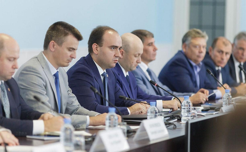 Создан инвестиционный совет при губернаторе Тульской области