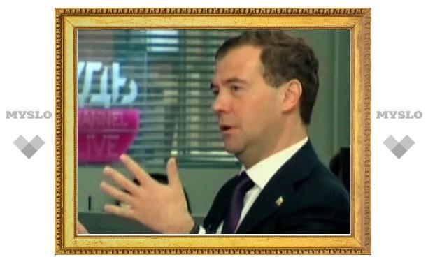 Медведев рассказал о своих планах после президентского срока