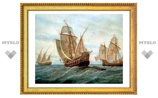 Сифилис привезен в Европу Колумбом