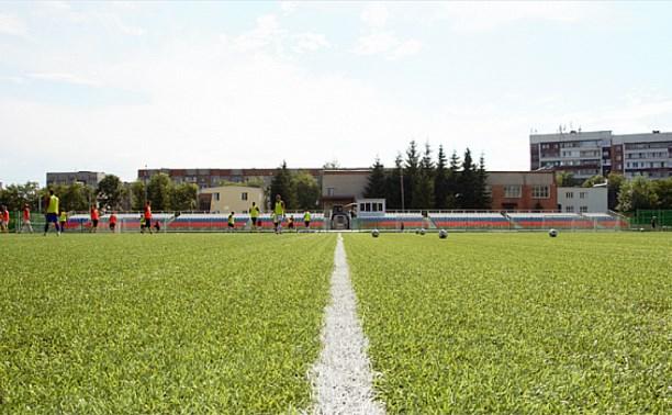 На стадионе ДЮСШ «Арсенал» откроют Центр тестирования ГТО