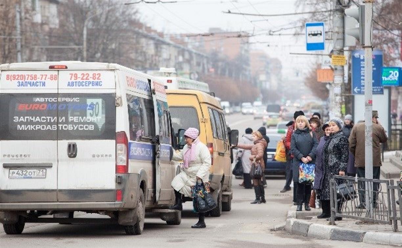 С 1 января в Туле изменилась стоимость проезда и номера маршрутов транспорта