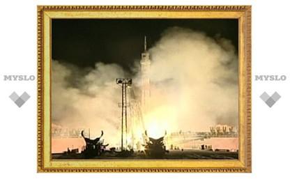 С Байконура на МКС отправили трех космонавтов