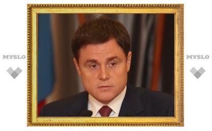 Владимир Груздев не доволен работой тульских судебных приставов