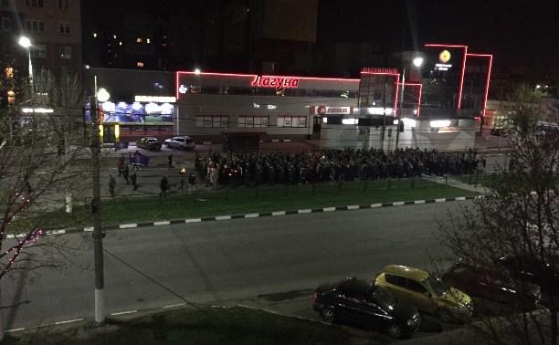 В Туле состоялась акция «Свеча памяти» в связи с годовщиной чернобыльской катастрофы