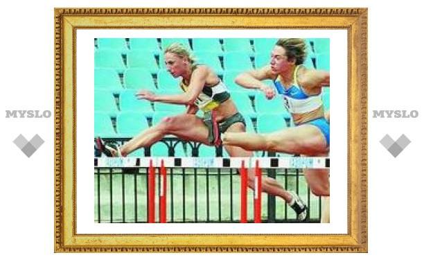 Тульские легкоатлеты открыли сезон
