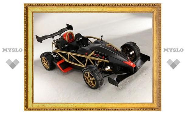 Рассекречена самая экстремальная версия спорткара Ariel Atom