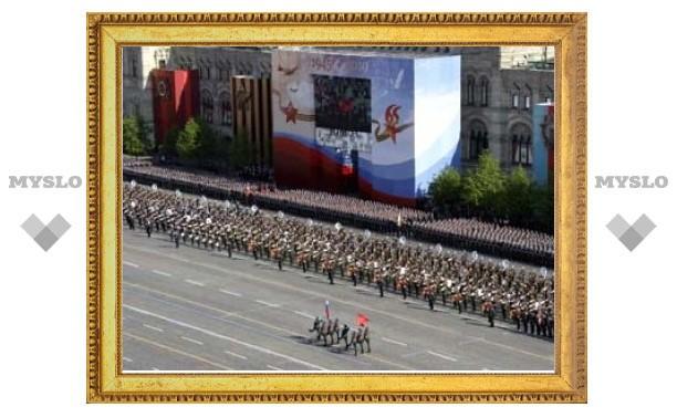 Минобороны переделает формат парада Победы