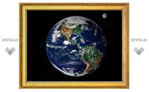 Земля оказалась создательницей своих океанов