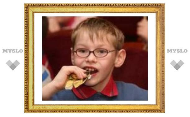 Реклама вредит здоровью тульских детей