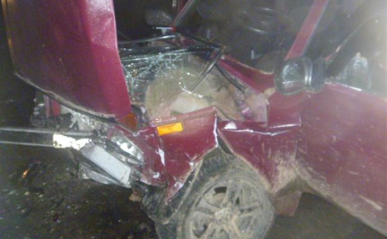 В ДТП под Тулой пострадали 5 человек