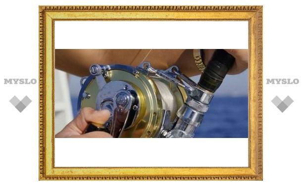 Под Тулой поставлен рекорд рыбалки