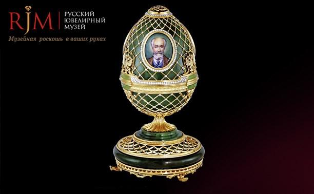 Экспонаты «Русского ювелирного музея» будут представлены в Туле