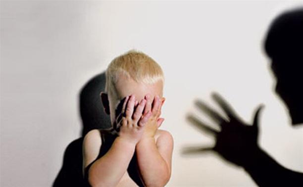 В Заокском районе мужчина избил своего 4-месячного сына