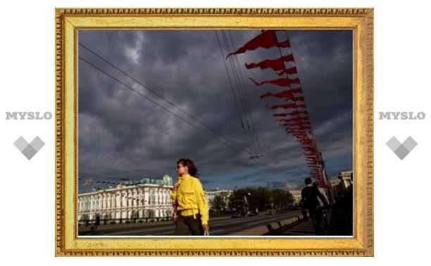В Тульской области объявлено штормовое предупреждение