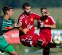 Тульский «Арсенал» победил австрийский «Ваккер» со счётом 3:1
