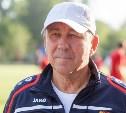 Наставник «Арсенала» Сергей Павлов: «Будем прибавлять от тура к туру»
