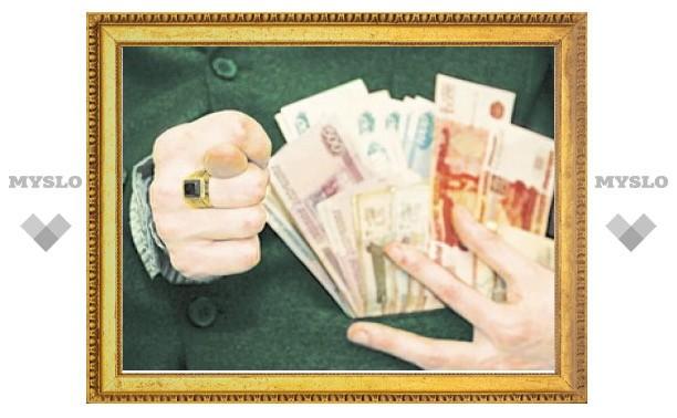Тульская прокуратура взяла под особый контроль предприятия, задерживающие зарплату работникам