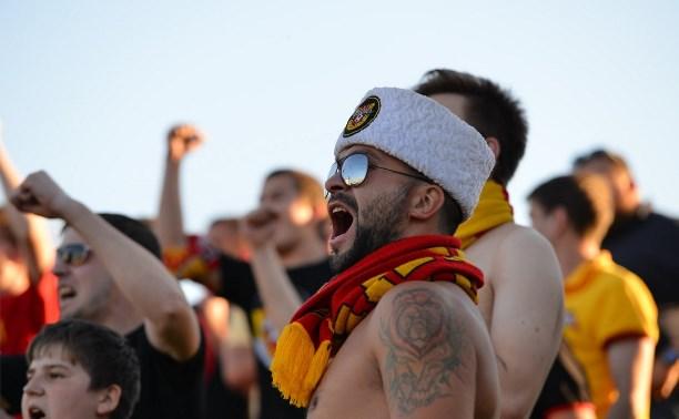 «Арсенал» обыграл красноярский «Енисей» со счетом 2:0