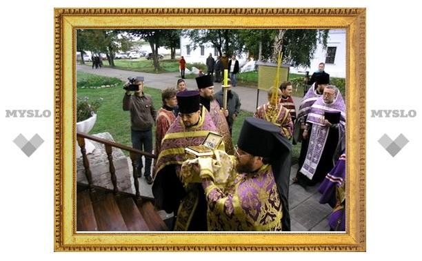 В Тулу прибудет ковчег со святыми мощами