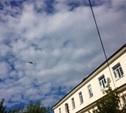 Откуда в небе над Тулой столько самолетов?