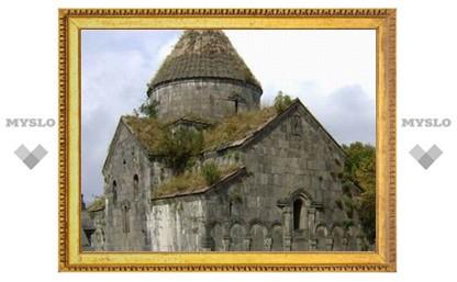 Правительство Армении планирует реставрировать монастырь Санаин