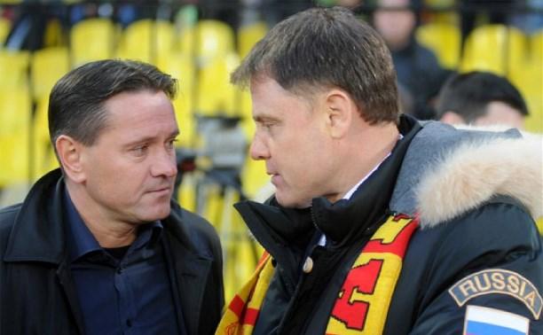 Владимир Груздев поддержал решение Аленичева о выходе дубля на игру с ЦСКА