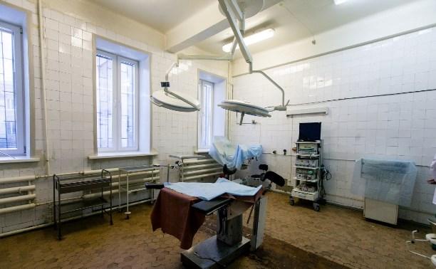 В гинекологическом отделении Ваныкинской больницы сделают капитальный ремонт