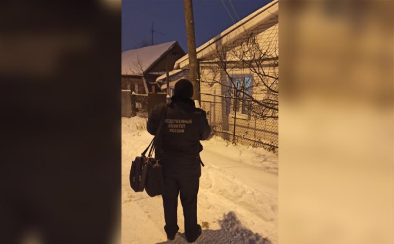 В Щёкино убили мужчину