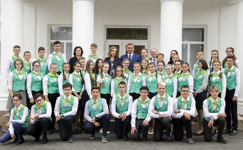 В деревне Ясная Поляна открылся Центр поддержки одаренных детей
