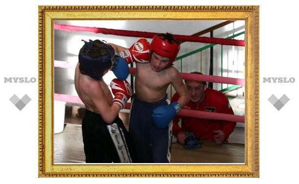 Тульские юные кикбоксеры отличились в Суздале
